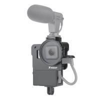 Рамка Shoot XTGP539 з відсіком для адаптера мікрофона GoPro Hero5/6/7