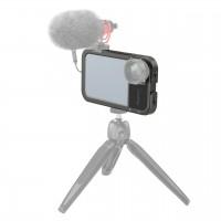 Клітка iPhone 12 Pro з кріплення для об'єктива SmallRig 3075