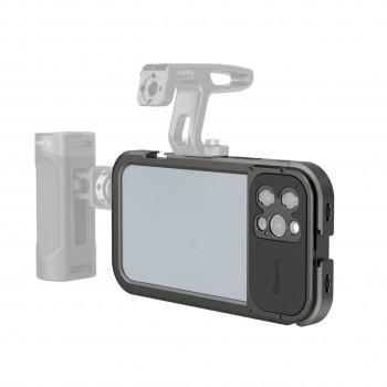 Клетка iPhone 12 Pro Max с крепление для объектива SmallRig 3077