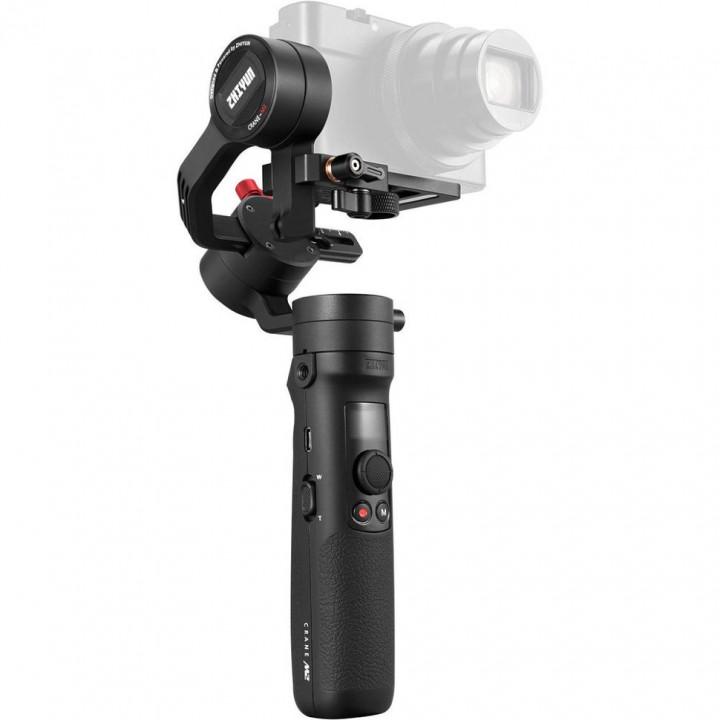 Zhiyun Crane M2 стабилизатор для камер, смартфонов, экшн-камер