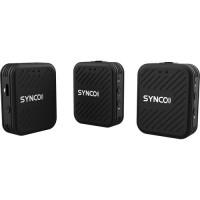 Микрофон двойной беспроводной цифровой 2.4ГГц 70м аккумулятор Synco WAir G1-A2