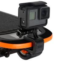 Крепление для скейтборда / универсальное тиски для GoPro, Sjcam, Xiaomi YI