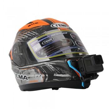Крепление на шлем / подбородок для камер GoPro, YI, Eken, Sjcam (GP-HBM-MT7)