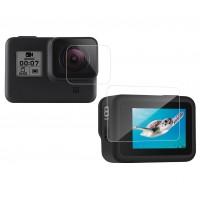 Защитные стекла Telesin для GoPro 8 (GP-FLM-802)