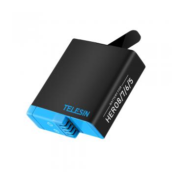 Акумулятор GoPro Hero 8 Telesin (GP-BTR-801)
