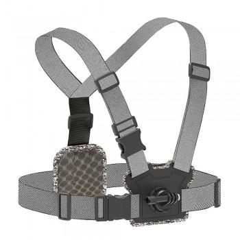 Кріплення на груди та спину для екшн-камери Telesin GP-CGP-T06