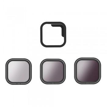 Фільтр GoPro 8 набір ND8 / 16/32 Telesin GP-FLT-809