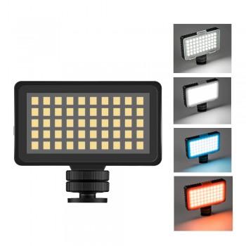 Накамерне світло з фільтрами Telesin GP-LGT-003