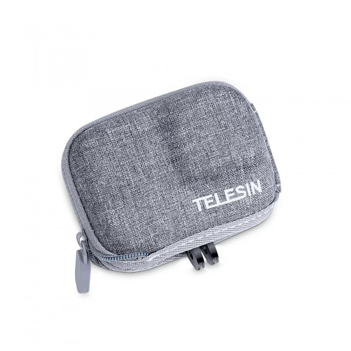 Кейс-чехол GoPro 9 мини серый Telesin GP-CPB-902