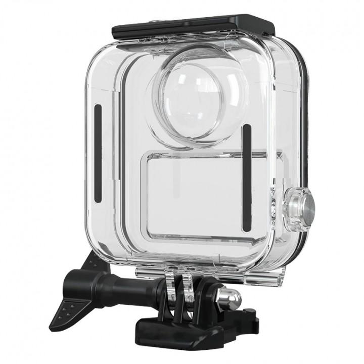 Аквабокс GoPro Max 45м сенсорный Telesin GP-WTP-MAX