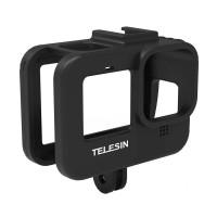 Рамка GoPro 10/9 холодный башмак Telesin GP-FMS-903