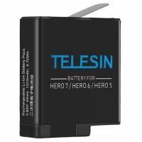 Аккумулятор для GoPro Hero 7 / 6 / 5 Telesin (GP-BTR-501)