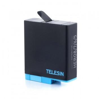 Акумулятор для GoPro Hero 7 / 6 / 5 Telesin (GP-BTR-502)