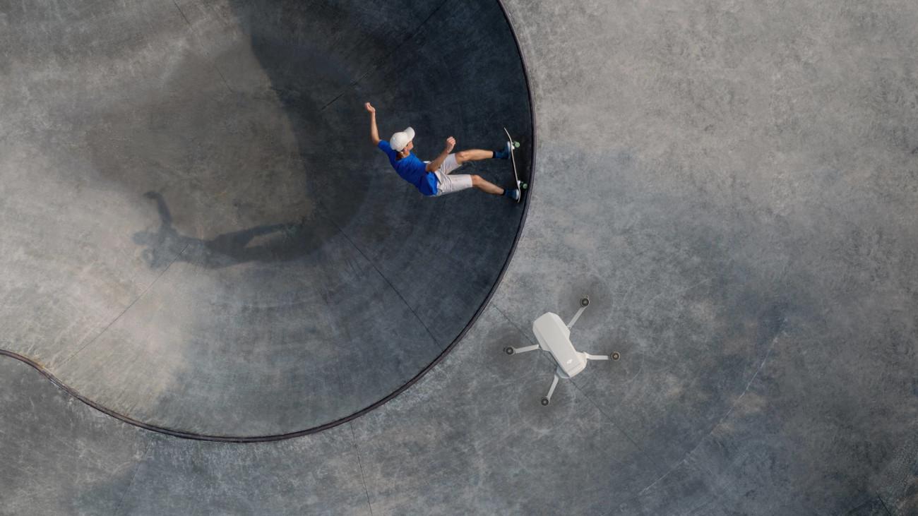 изображение дрона DJI Mavic Mini