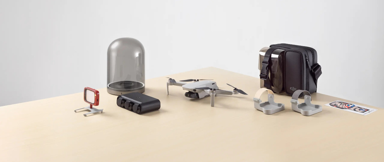 изображение мини квадрокоптера DJI Mavic Mini