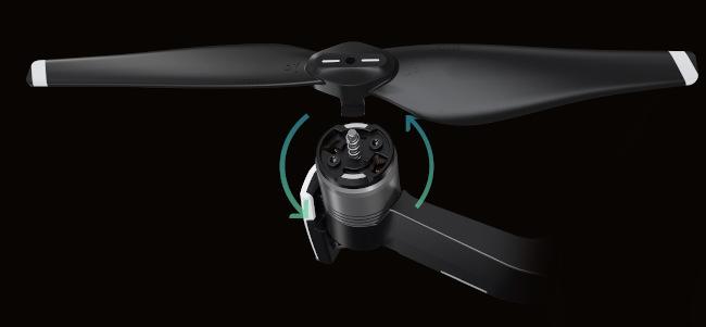 изображение моторов DJI Mavic Air