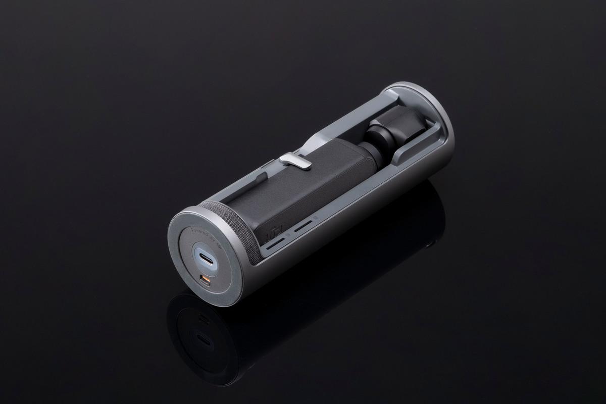 фото кейса с зарядным устройством для DJI OSMO Pocket