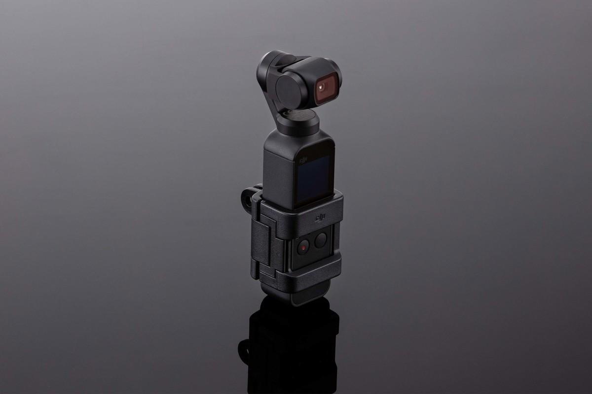 изображение крепления для аксессуаров DJI OSMO Pocket