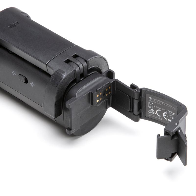 изображение коннектора подключения OSMO Pocket к моноподу
