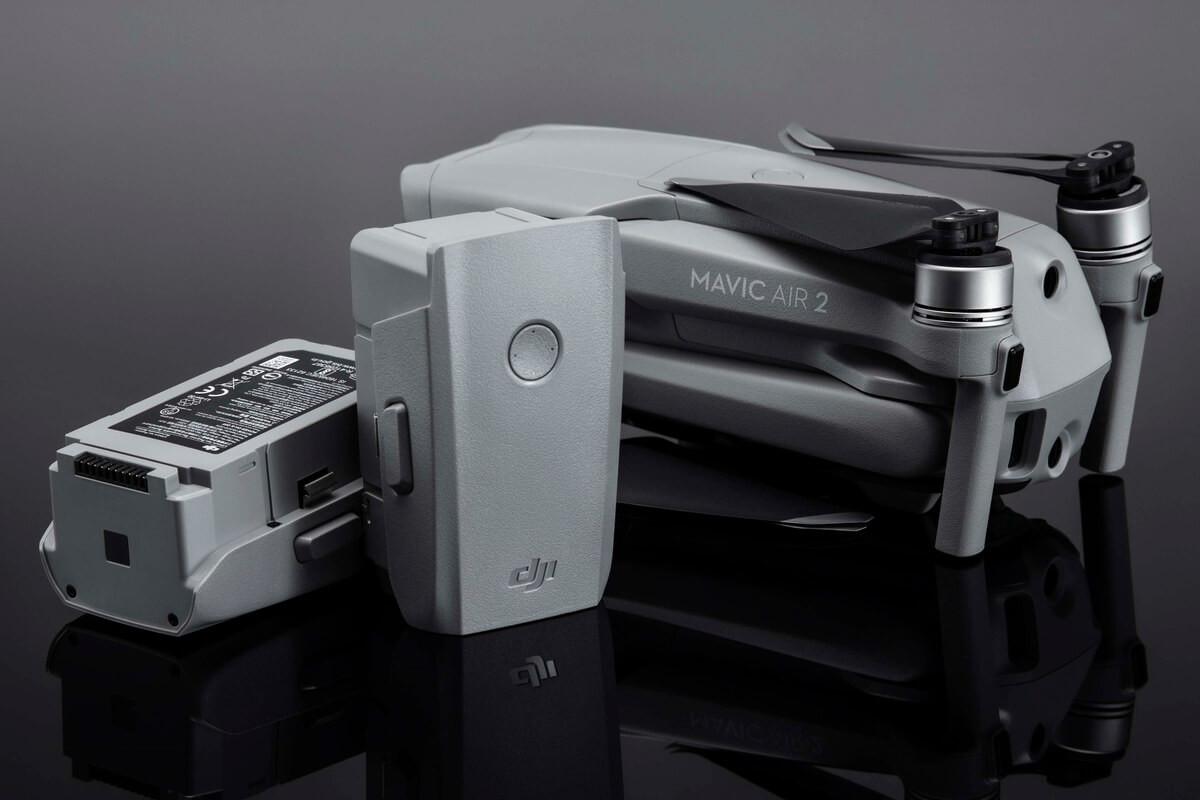 изображение оригинального аккумулятора Mavic Air 2