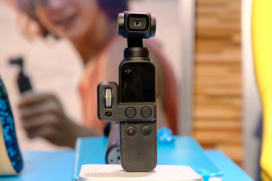 фото DJI OSMO Pocket