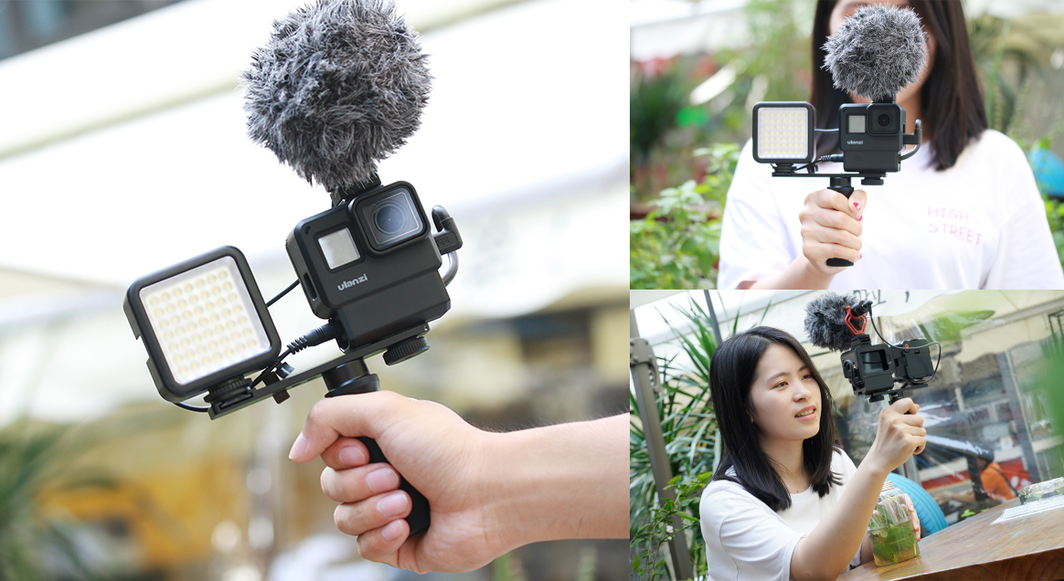 фото экшн камера для блогера V2 Pro