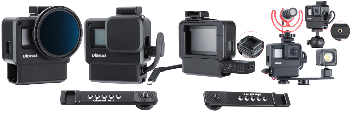 фото дизайна рамки для GoPro Hero