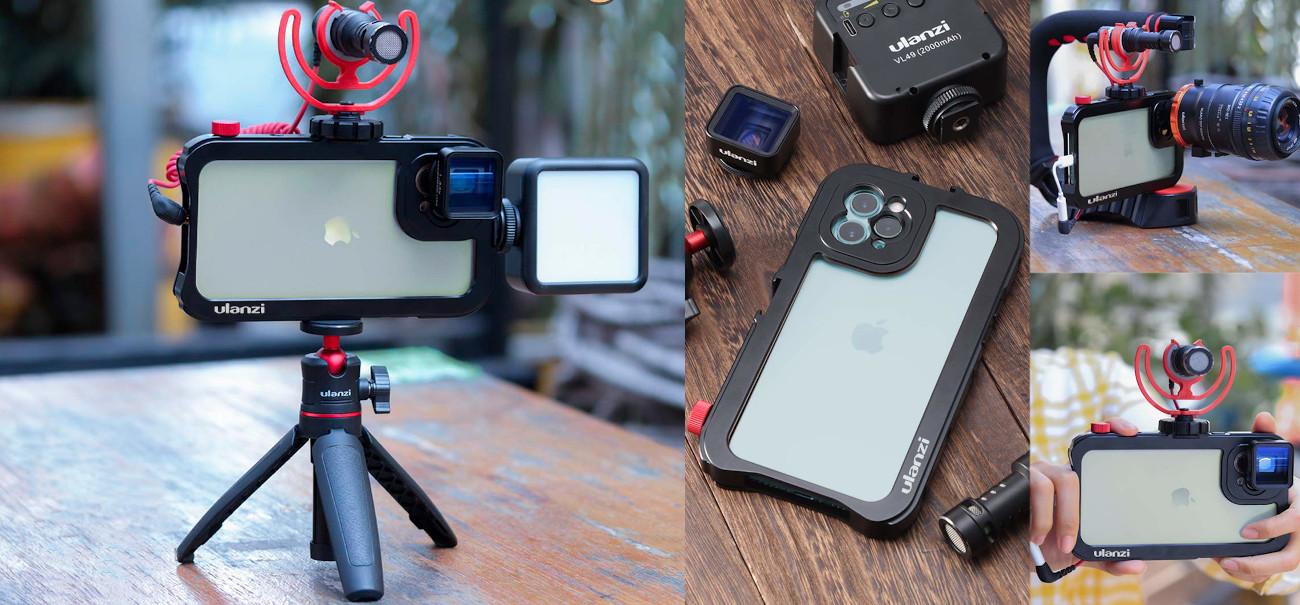 зображення тримача для зйомки відео iPhone 11 Pro Max