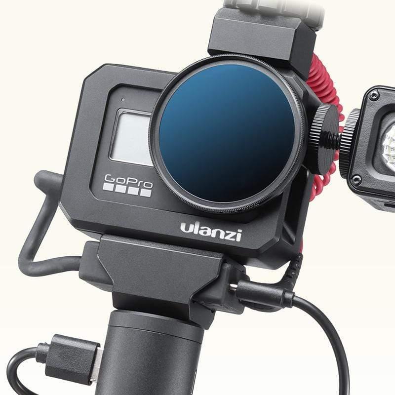 изображение алюминиевой рамки GoPro 8