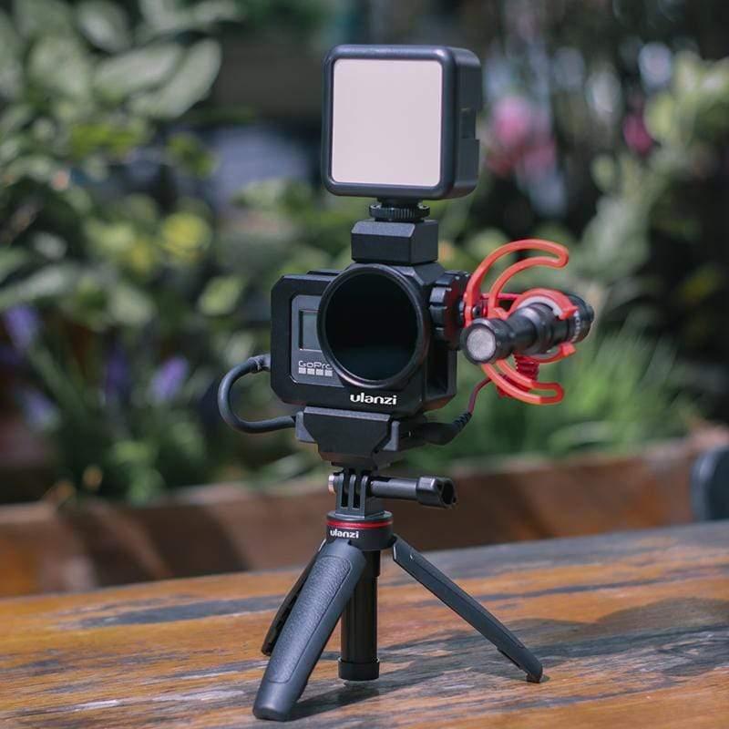фото рамки для микрофона и адаптера GoPro 8