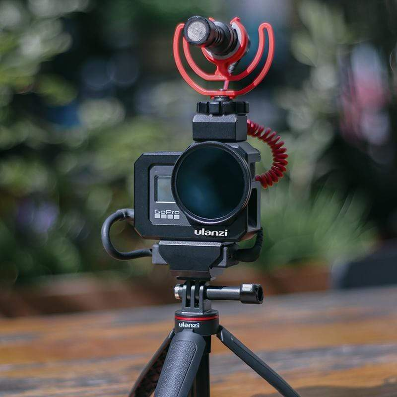 фото влог рамки GoPro 8