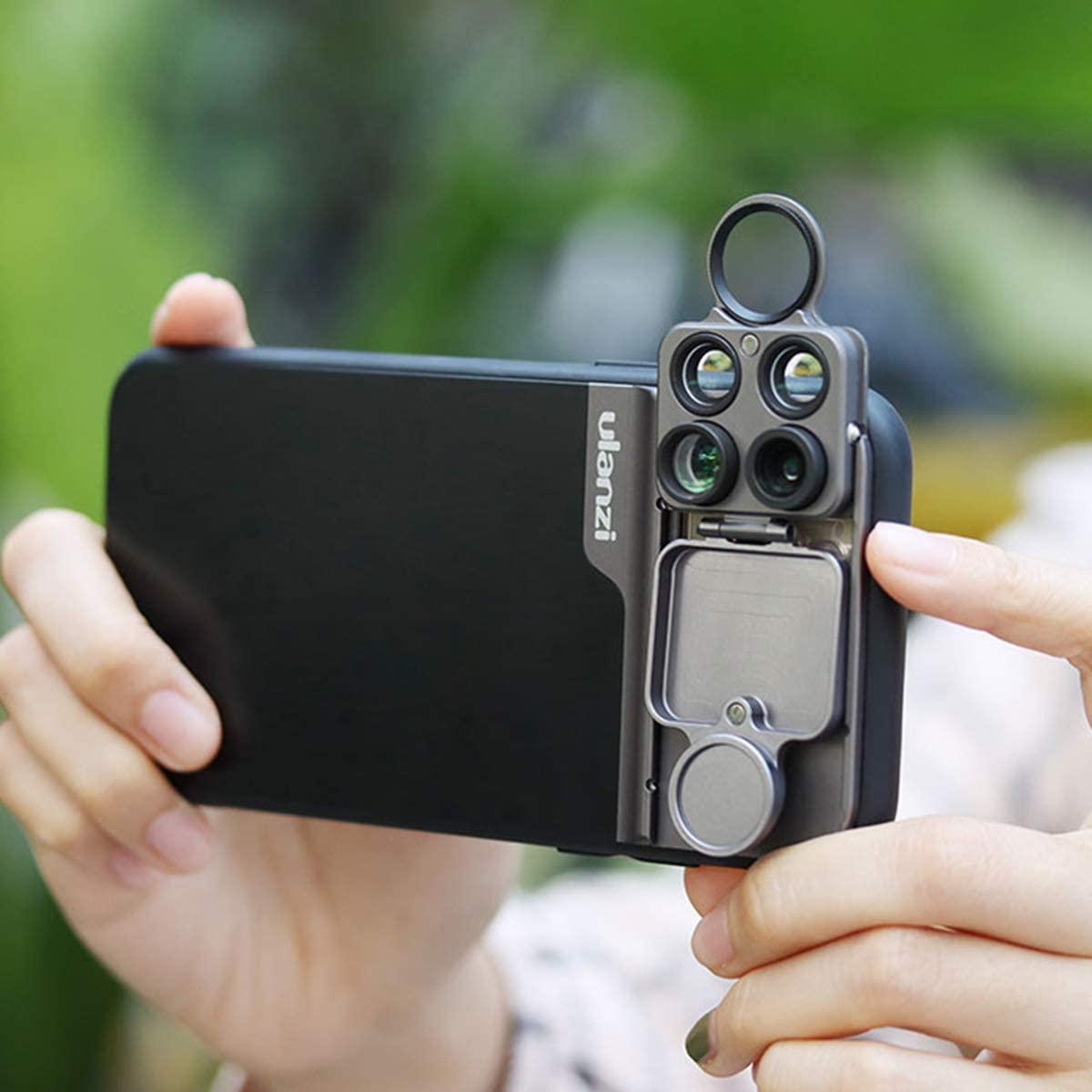 Приложение на айфон объектив фото