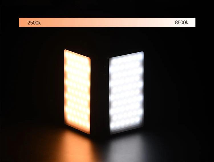 фото температуры света 2550-8500К