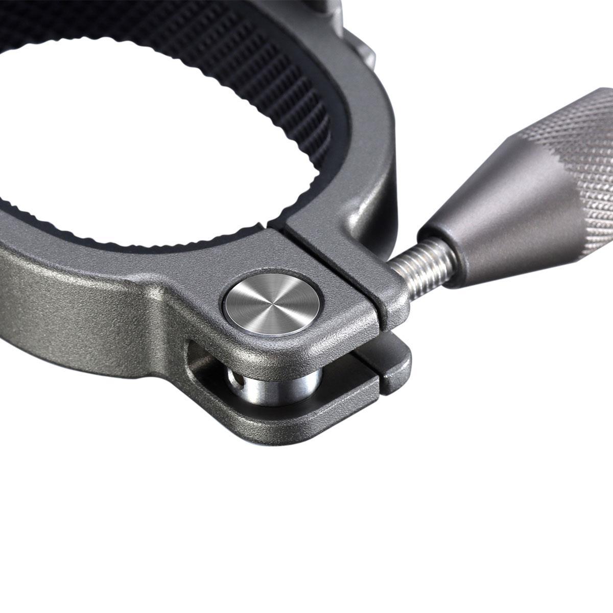 фото быстрого монтажа крепления микрофона для OSMO Mobile 3