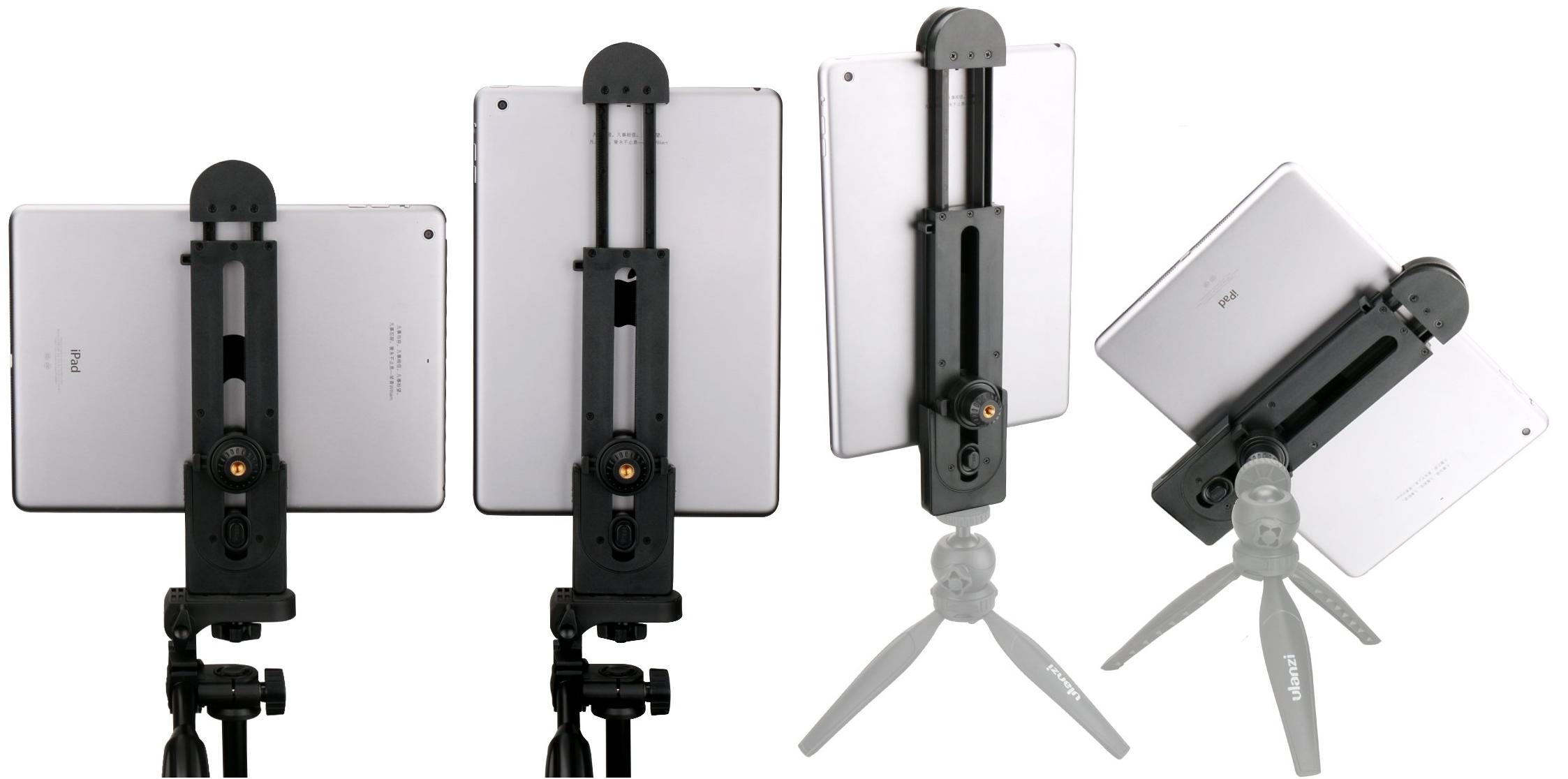 фото применение Ulanzi U-pad держателя для планшета