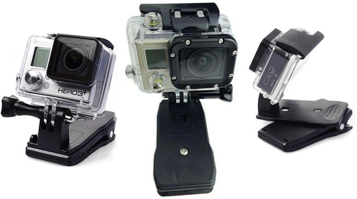 фото прищепки для экшн-камеры