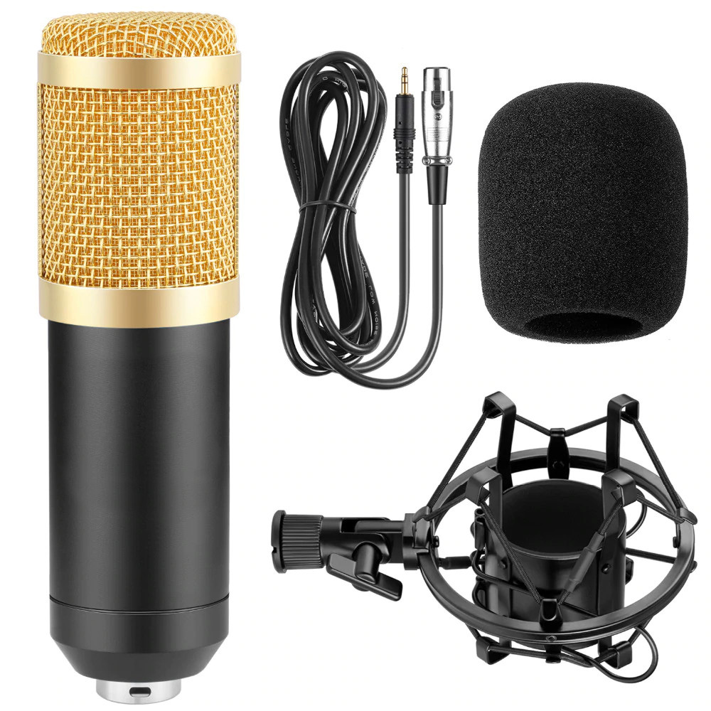 фото комплектации микрофона BM 800