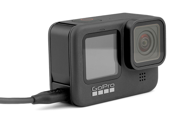 фото дверцы аккумуляторного отсека GoPro Hero9 Black ACprof GP914