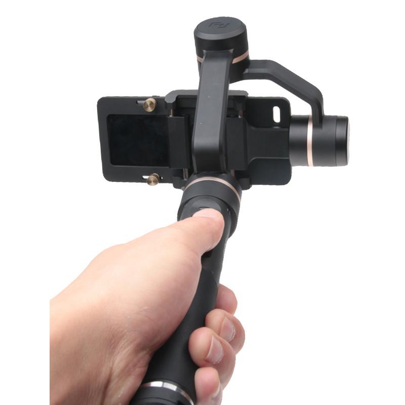 фото адаптер экшн-камеры на стабилизатор
