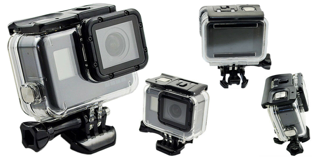 фото аквабокс для GoPro 7 Black