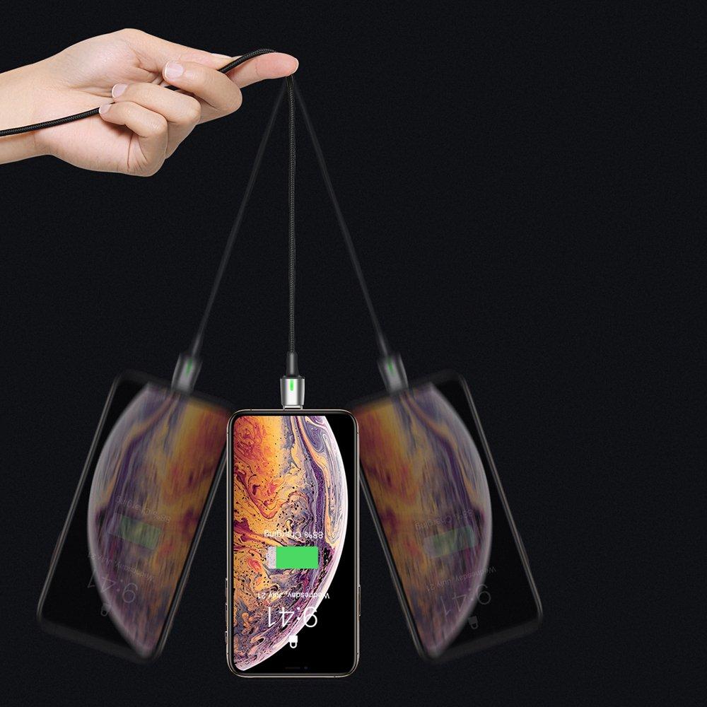 изображение надежных материалов магнитного кабеля для Apple Baseus CALXC-B01