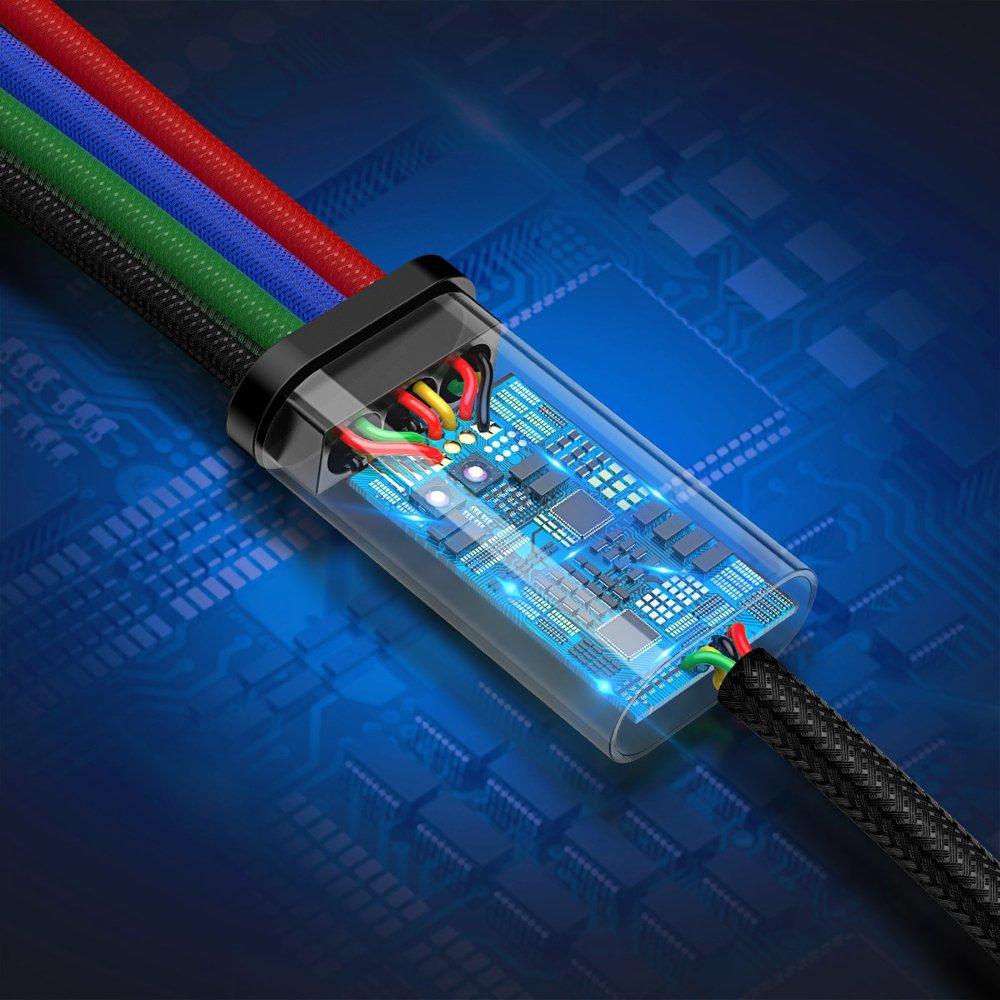 фото контроллера зарядки на кабеле Baseus CA1T4-A01