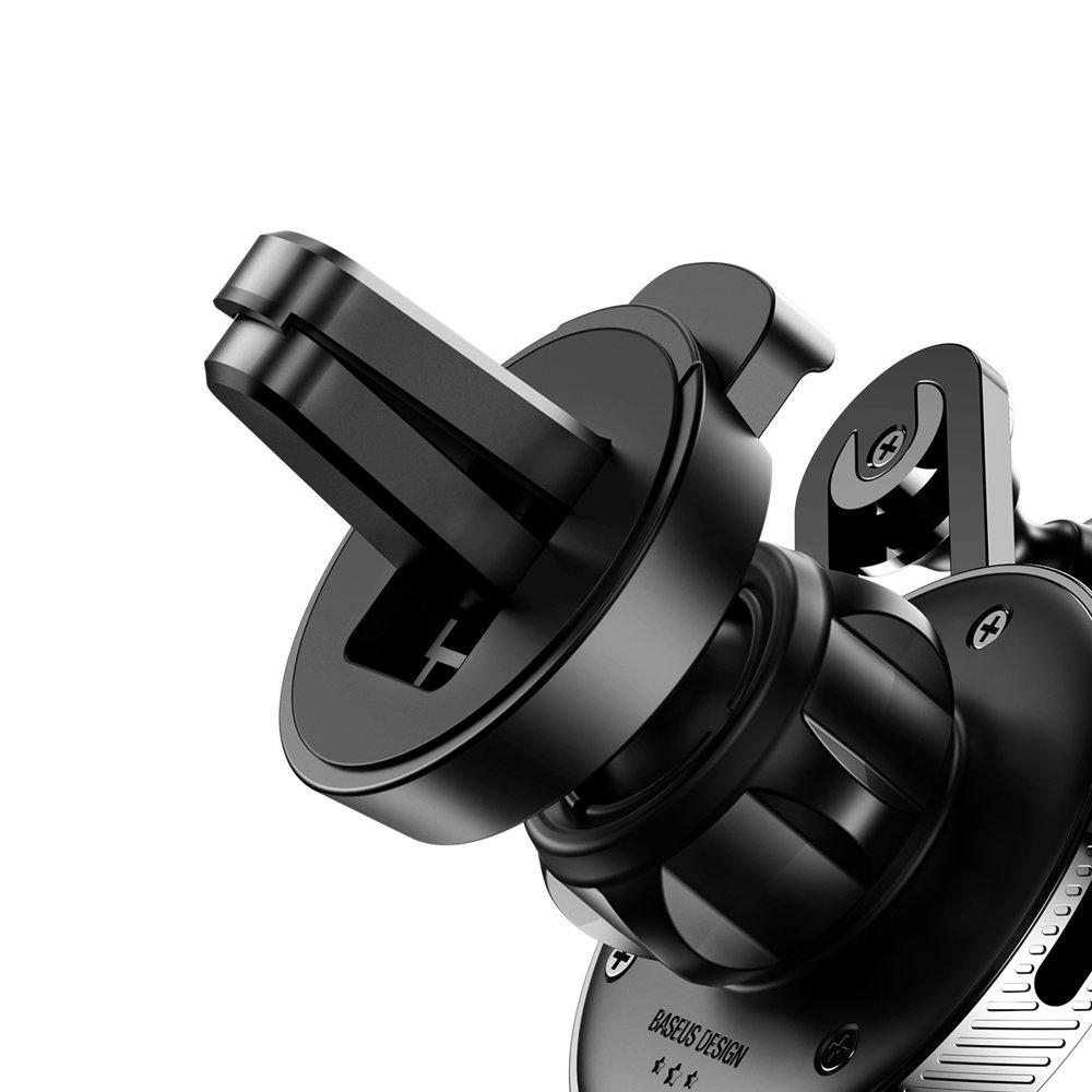 изображение крепления в дефлектор Baseus SUTYY-01