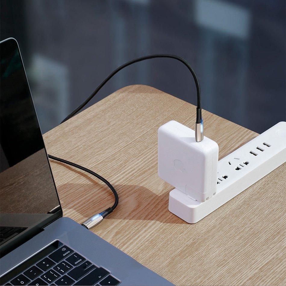 фото Type-C кабеля зарядки для ноутбука