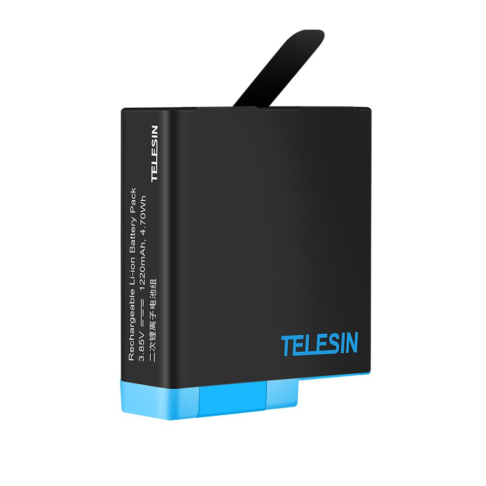 фото аккумулятора Telesin GoPro 8