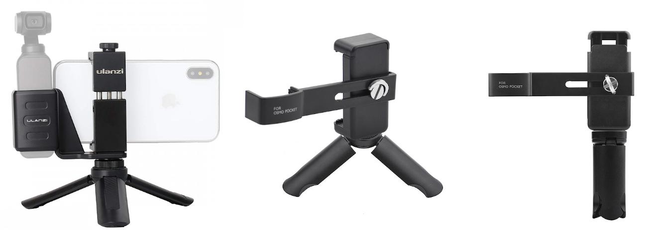 фото тримач телефону для OSMO Pocket