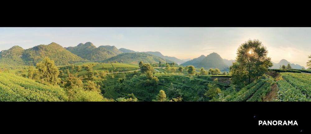 изображение 3х3 панорама DJI OM 4