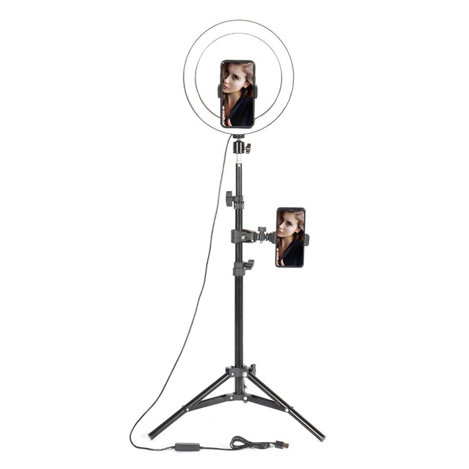 фото креплений телефона к лампе