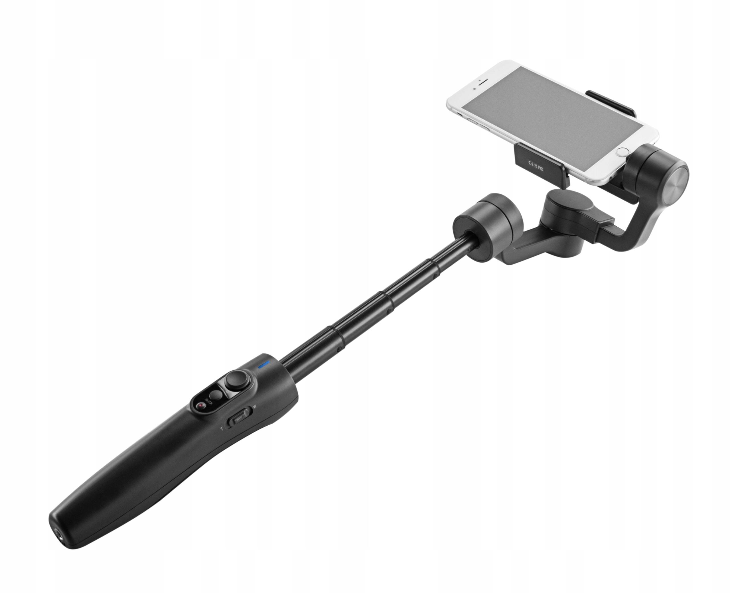фото стабилизатора для телефона с моноподом Feiyu Tech Vimble 2S