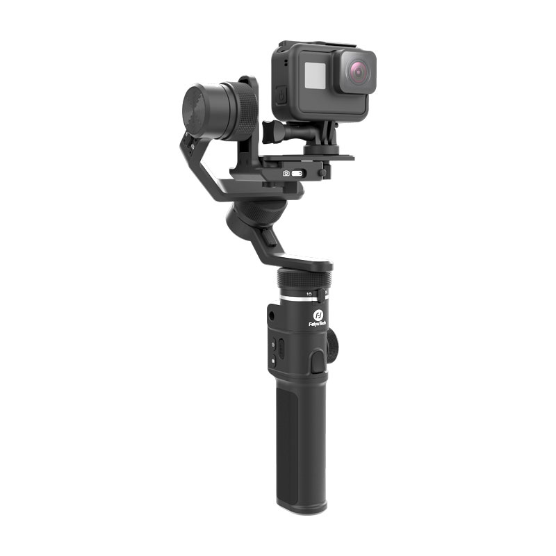фото стабилизатора для телефона FeiyuTech G6 Max